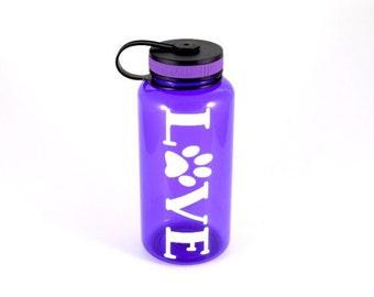 LOVE My Dog Water Bottle