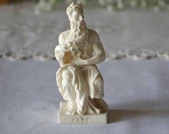 Vintage Moses sculpture