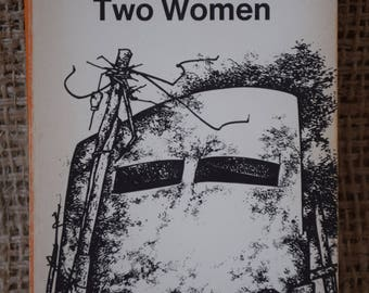 Two Women. Alberto Moravia. A Vintage Penguin Book 1603. 1968