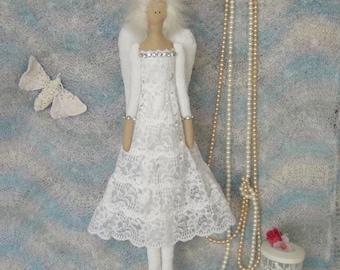 Tilda doll handmade Angel
