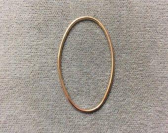 20x32mm Gold Filled Oval Link, Large, 12/20 GF