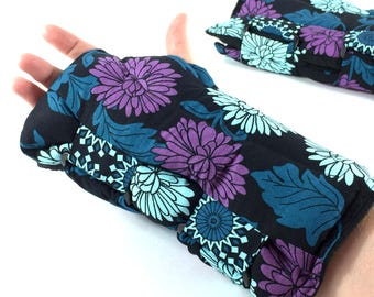 Heat Therapy Pain Relief Wrist Wrap, Microwave Rice Heating Pad for Wrist and Hand, Carpal Tunnel, Hand Injury and Wrist Surgery,SHIPS FREE!