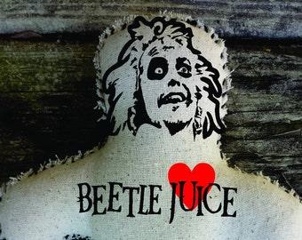 Beetlejuice Voodoo Doll