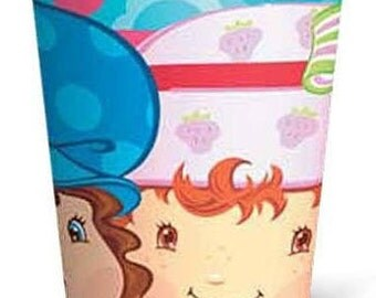 Strawberry Shortcake ''Bestfriends'' Paper Cups 8ct