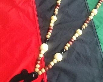Ancient Adinkra Gye Nyame necklace