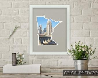 Minnesota Photo Map