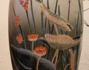 Vintage Toyo Japanese Vase Made in Macau  **FREE SHIPPING**