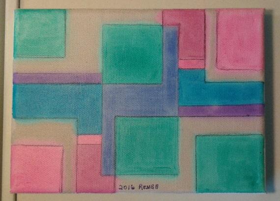 Geometric Marker Drawing