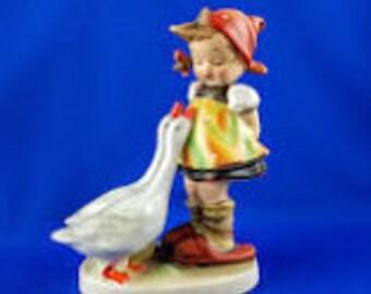 1930's Goose Girl Hummel Figurine