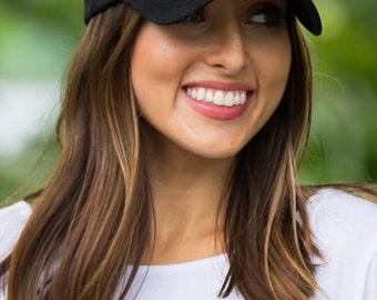 Suede C.C. Hat