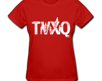 TVXQ Hand-painted t-shirts