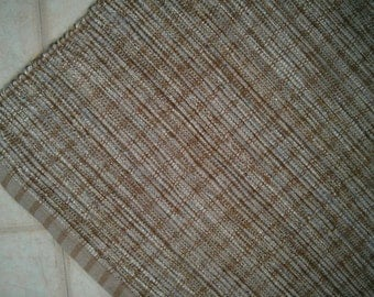 Handwoven Carpet, Kitchen Rug, Entrance Mat, Country Kitchen