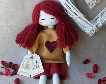 Marieveline original doll