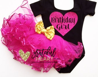 Birthday tutu, Birthday Girl outfit, Third Birthday outfit, Birthday tutu set, Baby leotard, Girls birthday outfit, Toddler Birthday dress