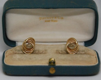 Earring Jackets 14k Yellow Gold