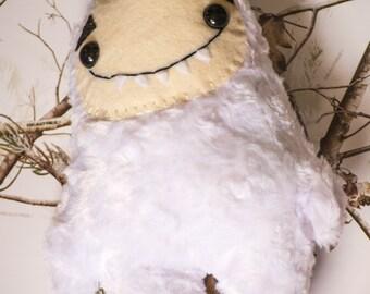 Snow Yeti Plush