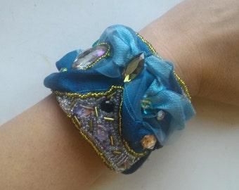 "Bracelet ""Blue Fairytale"""""