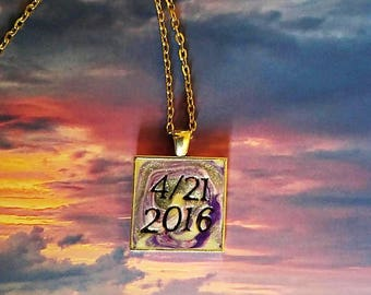 The Day Prince Pendant Necklace
