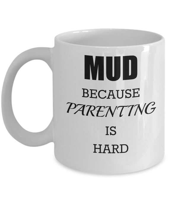 Custom Ceramic Parenting Fun Coffee Mugs - Great for Holidays or Special Occasions