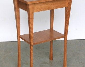 """Nightstand, Bedside Table """"Prairie"""""""