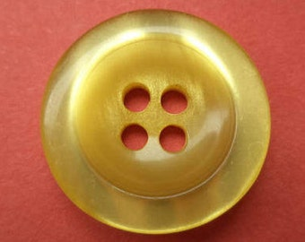 11 buttons yellow 18mm (1008)