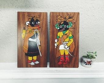 Nata-Aska and Soyoko • Limited Edition Prints