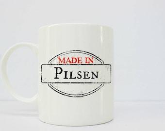 Pilsen - Pilsen IL - pilsen mug  - latina mug - latinx - latin art - chicago - chicago art - chicago mug