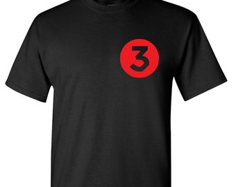 Chance the Rapper 3 Inspired Tee Shirt - No Problem - Coloring Book - Sweater