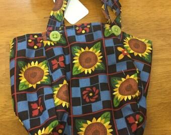 Sunflower children's bag