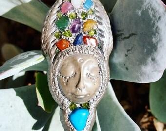 Crystal Headdress