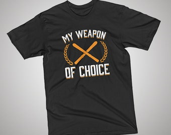 Skiing Weapon of Choice T-Shirt