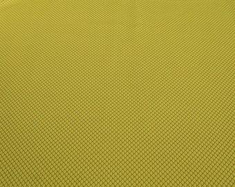 Neco-Green Scallop Cotton Fabric from Moda