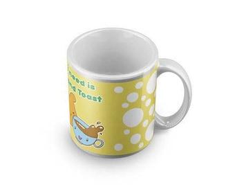 Tea and toast mug
