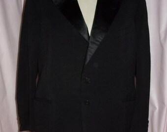 A nice old black jacket, coat jacket