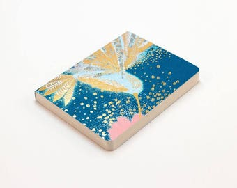 A6 Hummingbird Notebook,Lined Notebook, Quirky Stationery,Notepad, Sketchbook