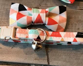 Custom CAT COLLAR, Made to Order, Collar for Boy, Cat Collar for Girl,  Collar