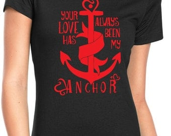 Love is an Anchor T-Shirt