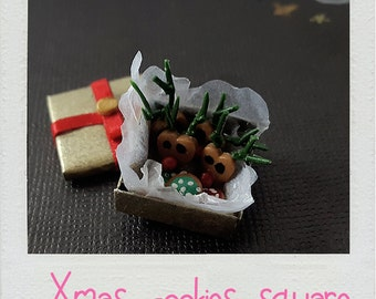Dollhouse Miniatures Food Cakes 1:12 scale Bakery Dessert Artisan
