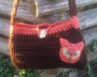 Foxy loxy purse