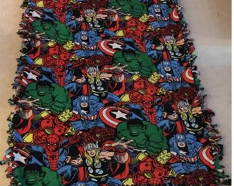 Marvel Comics Fleece Blanket