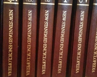 Rich Mahogany collection of 20 books