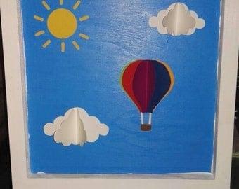 Table balloon cloud