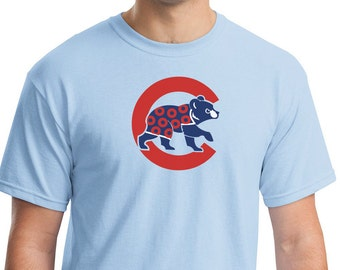 Cubs Phish T Shirt Limited Supply!