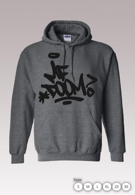Mf doom hoodie