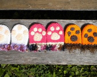 Animal infant Scratch Mitts