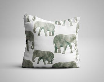 Elephant Cushion.
