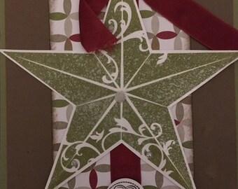 Big Star Christmas Card