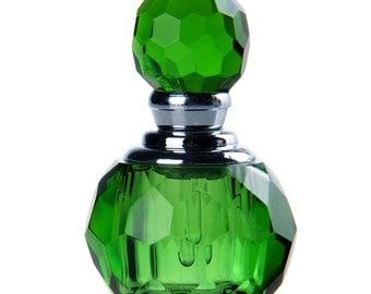 Green Tear Bottle