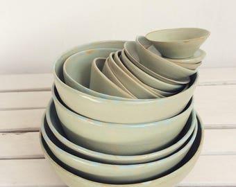 ceramic dinner-wear