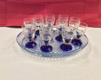 All shot glasses